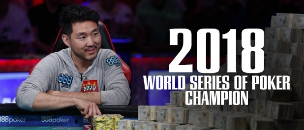 WSOP Main Series Header Image