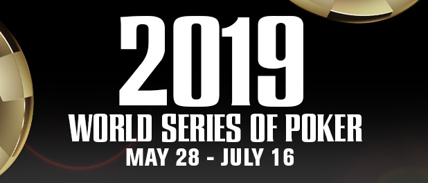 WSOP | 2019 | 50th Annual World Series of Poker - May 28th