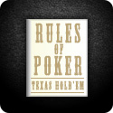 Rules of Poker Texas Hold'em