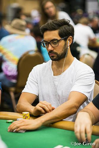 Poker burlington