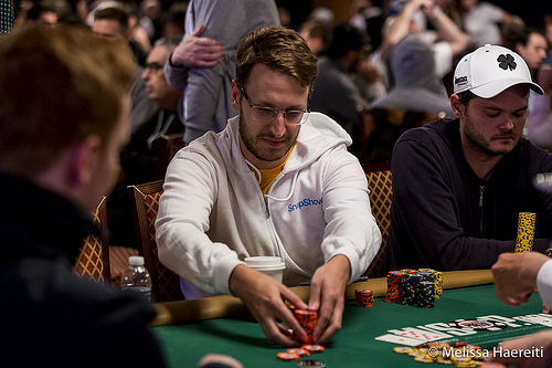 Blake eastman poker results