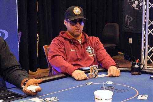 Tk miles poker