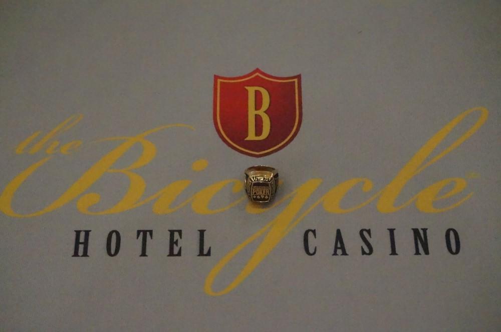Bicycle casino wsop 2014