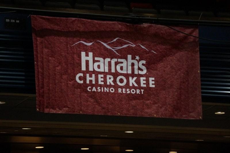 Harrah's cherokee casino wsop