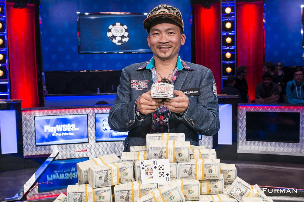 wsop main event coverage