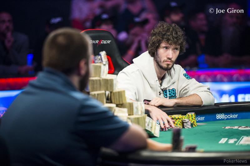 WSOP NEWS SCOTT BLUMSTEIN IS THE WSOP MAIN EVENT CHAMPION - Stu's pool table movers