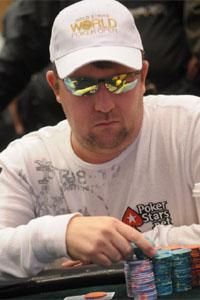 Chris Moneymaker profile image