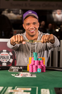 Phil Ivey profile image