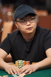 Zhaoxing Wang profile image
