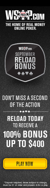 September Reload Bonus