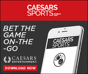 Caesars Sports Mobile App | Bet the Game On-The-Go
