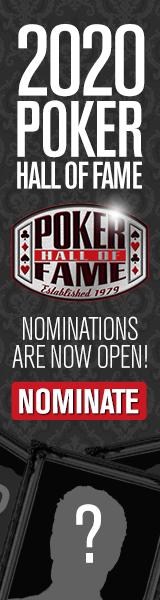 Poker Hall of Fame 2020