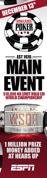 WSOP 2020 Main Event