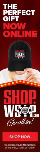 SHOP.WSOP.COM | The Official Online Store of The World Series Of Poker