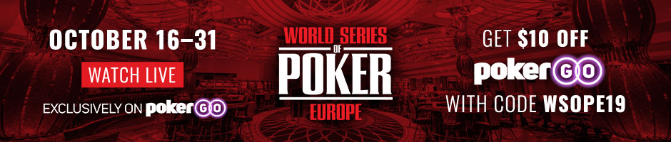 British Poker Open on PokerGo