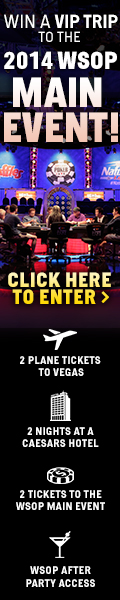 Win a Trip to 2014 WSOP Main Event
