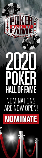 Poker Hall of Fame 2018 Vote