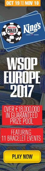 WSOP Europe 2017