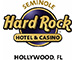 Seminole Hard Rock Hotel & Casino - Hollywood Logo