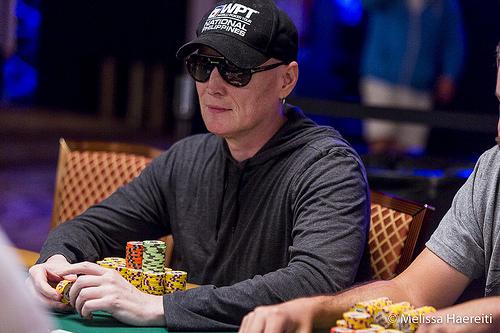 Sean hansen poker