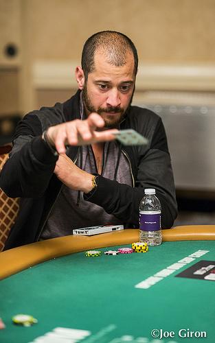 Athanasios polychronopoulos poker