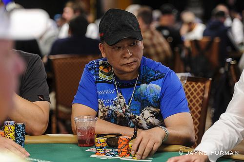 Johnny chan poker profile