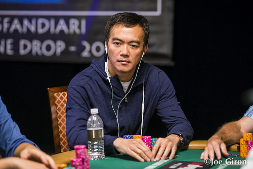 Juanda poker mask reggie bautista poker