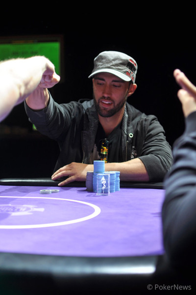 Joseph hebert poker