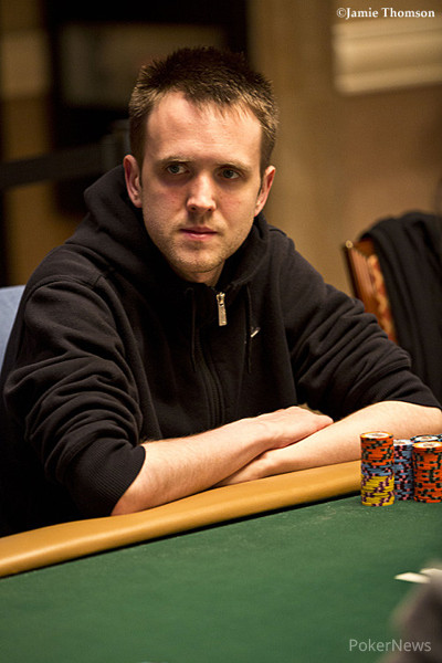 Redmond lee poker