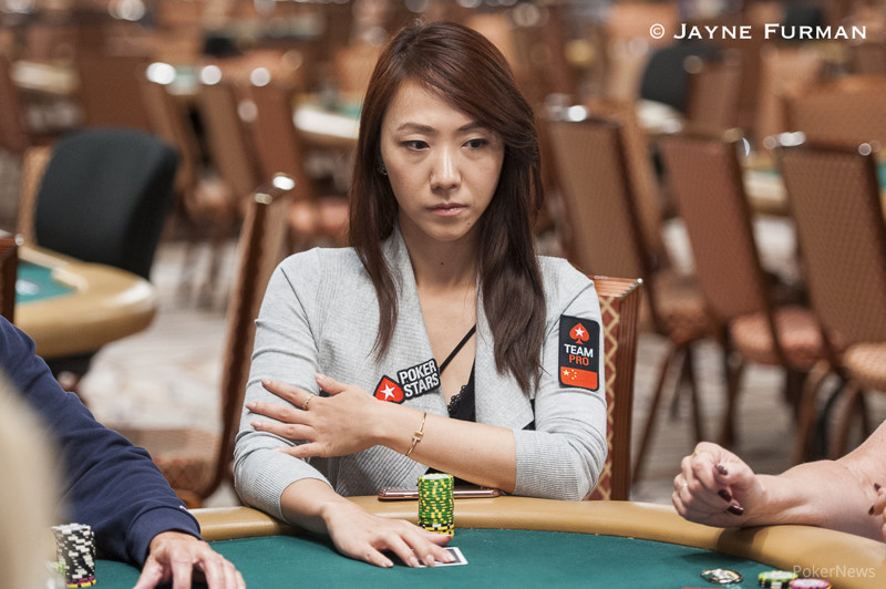 Celina lin poker player