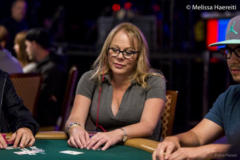 Shirley rosario poker