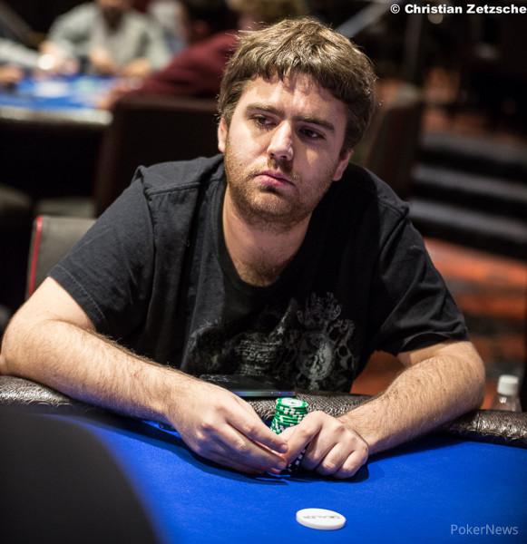 Scott robson poker springwood nsw