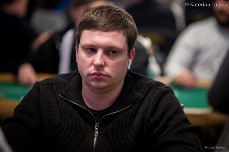 Georgii Belianin Disqualified From WSOP Main Event for Stealing Chips