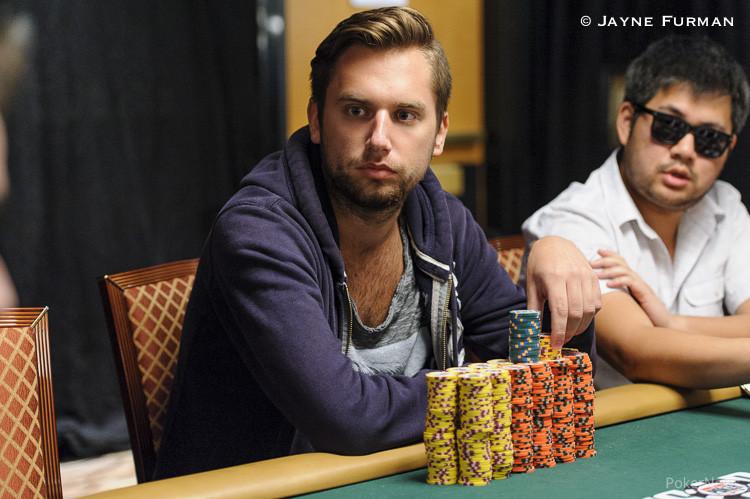 Naperville poker arrest