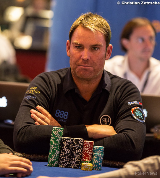 Shane warne poker tournament results bingo slots no deposit bonus
