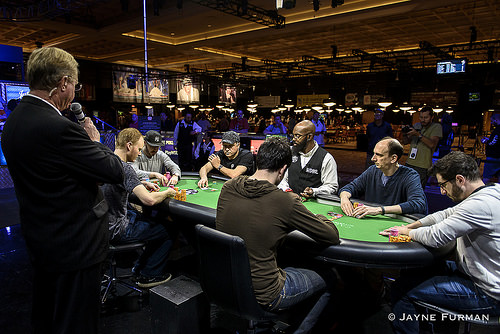 Final Table Event 29