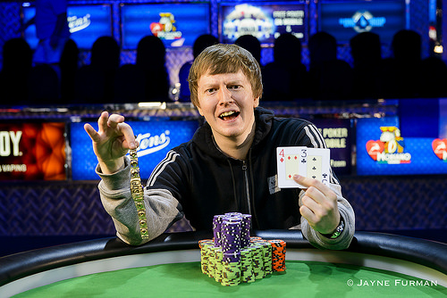 Winner Event 59 Alex Lindop