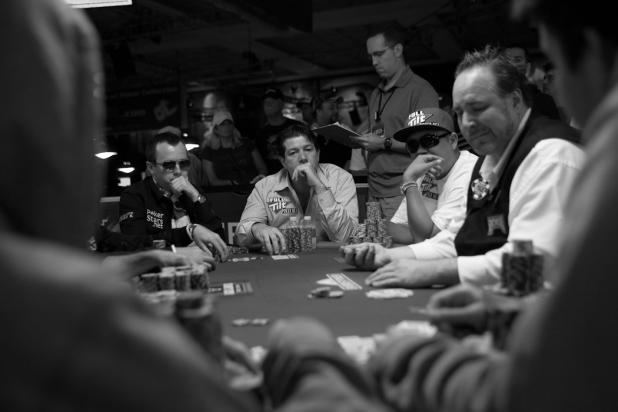 David Benyamine Busts on Day 7