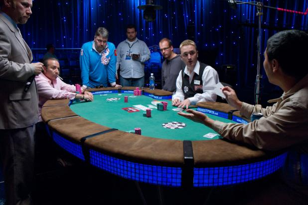 Four-Way Action in a Huge Pot, Part 2