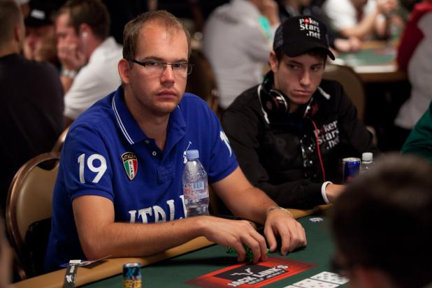 James Dempsey Has a Chance to Win WSOP Player of the Year