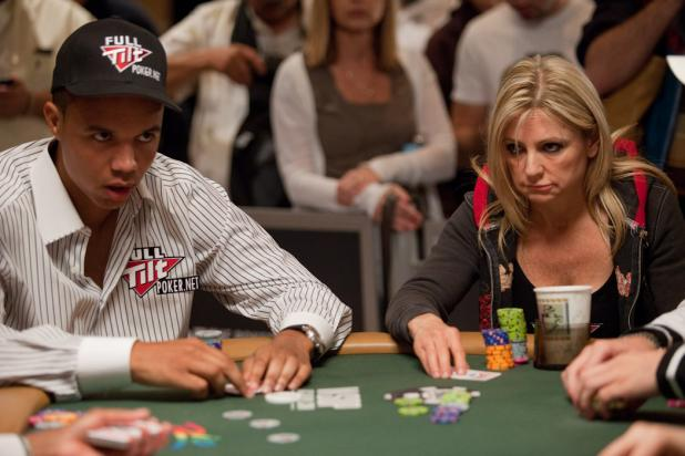 Phil Ivey vs. Jennifer Harman