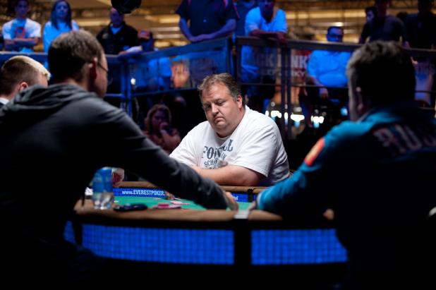 Tony Merksick Out in 5th Place