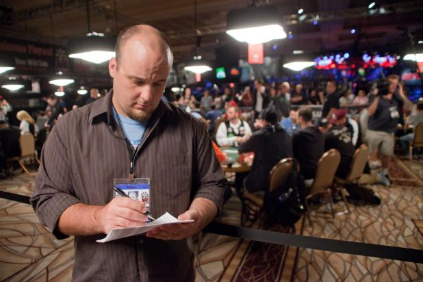 Josh Zerkle Blogs the WSOP