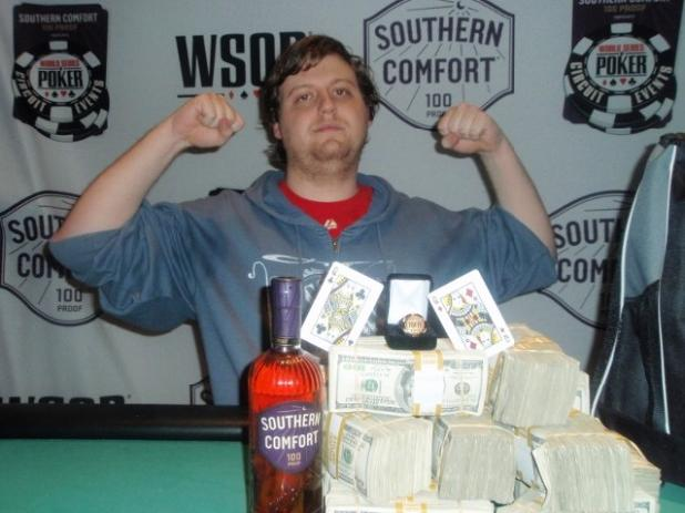 Article image for: JOSEPH MCKEEHEN WINS CAESARS ATLANTIC CITY CHAMPIONSHIP