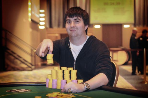 Article image for: JOE KUETHER WINS HARRAH'S RINCON MAIN EVENT CHAMPIONSHIP