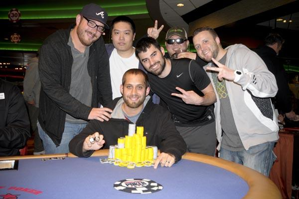 Article image for: TRIPPED UP! TRIPP KIRK WINS MAIN EVENT CHAMPIONSHIP AT HARRAH'S ST. LOUIS