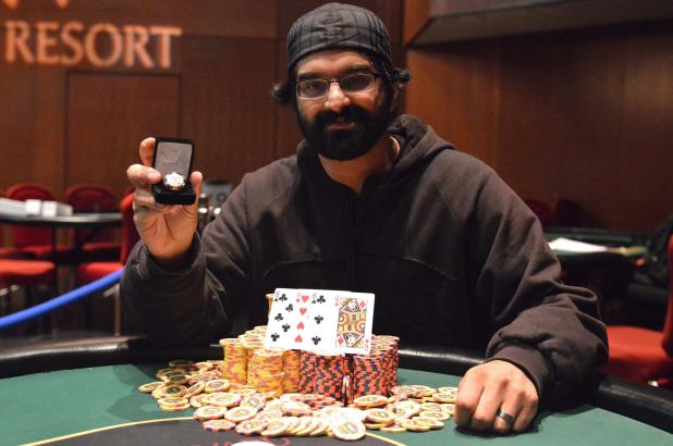 Article image for: CASINO CHAMPION PROFILE: SUKHPAUL DHALIWAL