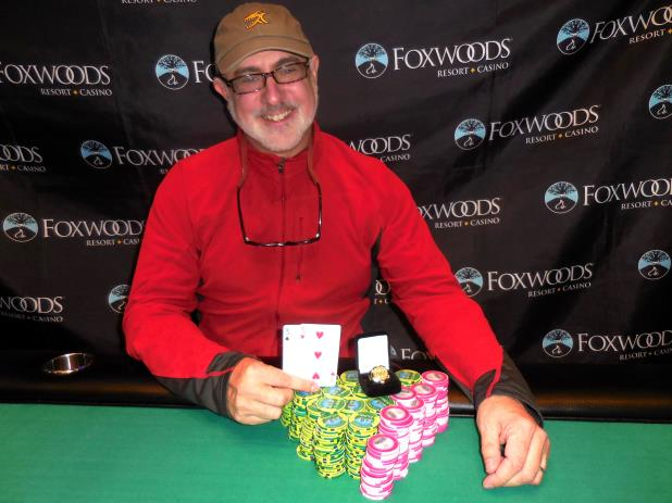 Article image for: David Kluchman Wins the Foxwoods Main Event