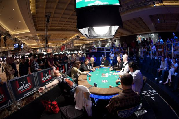 Day 2 of the WSOP Tournament of Champions