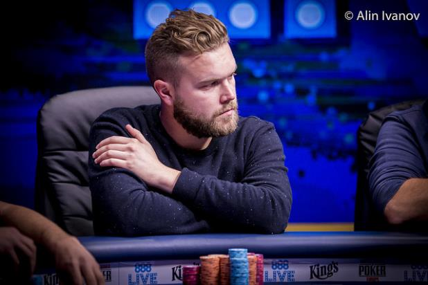 ANDREAS KLATT WINS €550 POT-LIMIT OMAHA